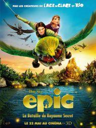sortie dvd  Epic : La Bataille Du Royaume Secret