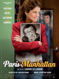 sortie dvd  Paris-Manhattan