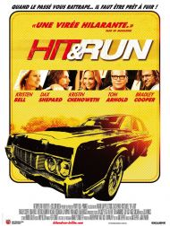 sortie dvd  Hit And Run