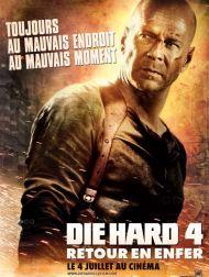sortie dvd  Die Hard 4 - Retour En Enfer