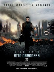 sortie dvd  Star Trek Into Darkness