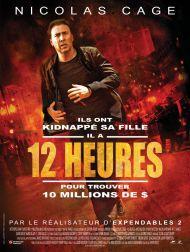 sortie dvd  12 Heures
