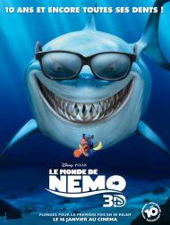 sortie dvd  Le Monde De Nemo