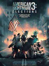 sortie dvd  American Nightmare 3: Élections