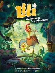 sortie dvd  Lili à La Découverte Du Monde Sauvage