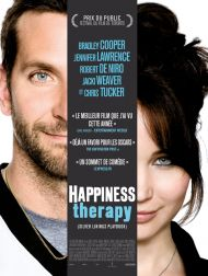sortie dvd  Happiness Therapy