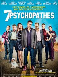 sortie dvd  7 Psychopathes