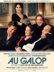 sortie dvd  Au Galop