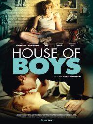sortie dvd  House Of Boys