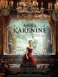 sortie dvd  Anna Karenine