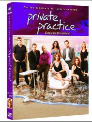 sortie dvd  Private Practice Saison 3