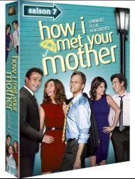 sortie dvd  How I Met Your Mother - Saison 7