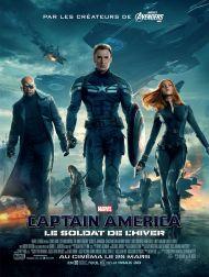 sortie dvd  Captain America: Le Soldat De L'hiver