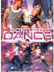 sortie dvd  Born To Dance