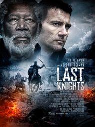 sortie dvd  Last Knights