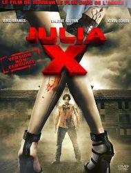 sortie dvd  Julia X
