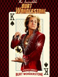 sortie dvd	  The Incredible Burt Wonderstone
