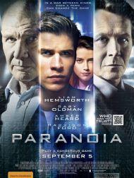 sortie dvd  Paranoïa