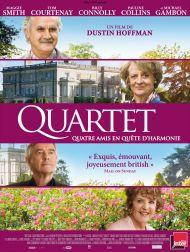 sortie dvd  Quartet