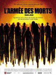 sortie dvd  L'Armée Des Morts