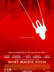 sortie dvd	  What Maisie Knew