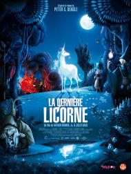 sortie dvd  La Dernière Licorne