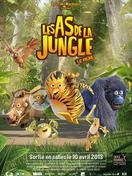 sortie dvd  Les As De La Jungle - Opération Banquise
