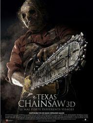 sortie dvd  Texas Chainsaw
