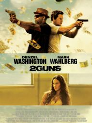 sortie dvd  2 Guns