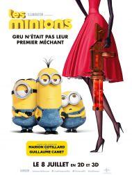 sortie dvd  Les Minions