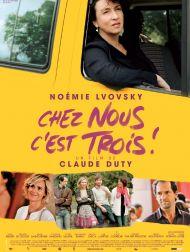 sortie dvd  Chez Nous C'est Trois !