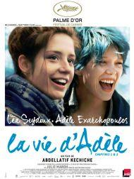 sortie dvd  La Vie D'Adèle Chapitres 1 & 2