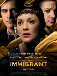 sortie dvd  The Immigrant