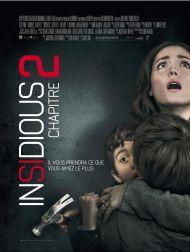 sortie dvd  Insidious : Chapitre 2