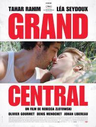 sortie dvd  Grand Central