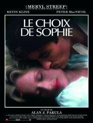 sortie dvd  Le Choix De Sophie