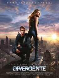sortie dvd  Divergente