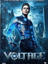 sortie dvd  Voltage