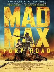 sortie dvd  Mad Max: Fury Road