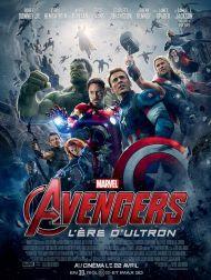 sortie dvd  Avengers - L'Ere D'Ultron