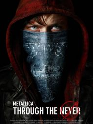 sortie dvd  Metallica Through The Never