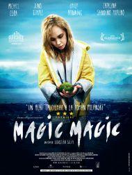 sortie dvd  Magic Magic