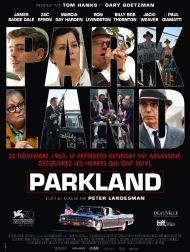 sortie dvd  Parkland