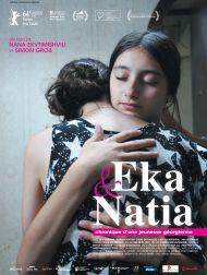 sortie dvd  Eka Et Natia, Chronique D'une Jeunesse Georgienne