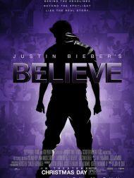 sortie dvd  Justin Bieber's Believe