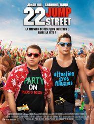 sortie dvd  22 Jump Street