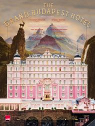 sortie dvd  The Grand Budapest Hotel