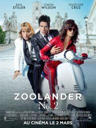 sortie dvd  Zoolander 2