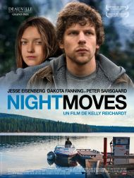 sortie dvd  Night Moves