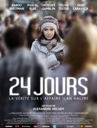 sortie dvd  24 Jours, La Vérité Sur L'affaire Ilan Halimi
